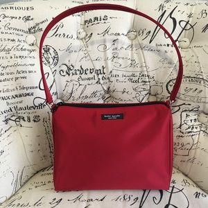 Kate Spade Vintage Handbag Cranberry
